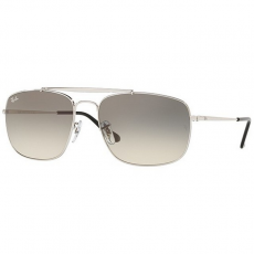 Ray-Ban RB3560 003/32 THE COLONEL SILVER CLEAR GRADIENT GREY napszemüveg