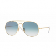 Ray-Ban RB3561 001/3F GOLD BLUE GRADIENT napszemüveg