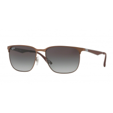 Ray-Ban RB3569 121/11 BROWN LIGHT GREY GRADIENT DARK GREY napszemüveg