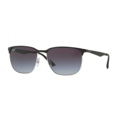 Ray-Ban RB3569 90048G SILVER TOP BLACK GREY MIRROR DARK GREY napszemüveg