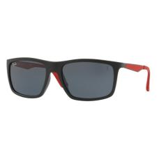 Ray-Ban RB4228M F60287 FERRARI MATTE BLACK DARK GREY napszemüveg napszemüveg