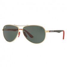 Ray-Ban RB8313M F00871 FERRARI GOLD GREEN napszemüveg napszemüveg