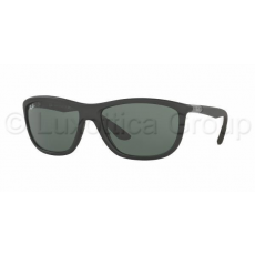 Ray-Ban RB8351 622071 MATTE BLACK DARK GREEN napszemüveg