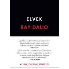 Ray Dalio DALIO, RAY - ELVEK irodalom