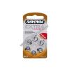 Rayovac Extra Advanced hallókészülék elem típus PR736 6db/csom