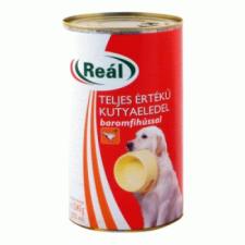 Reál kutyaeledel konzerv 1240 g baromfival kutyaeledel