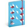 REALSYSTEM Design notesz - Isometric, unlined, 13 x 21 cm