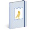REALSYSTEM Design notesz - MariaMakeeva, lined, 10,5 x 15,8 cm