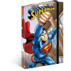 REALSYSTEM Design notesz - Superman – Day of Doom, lined, 10,5 x 15,8 cm