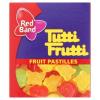 Red Band Tutti Frutti fruit pasztillák 15 g