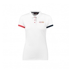 Red Bull Racing F1 Team Red Bull Racing női gallĂŠros póló Classic white 2018 - XL