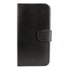 Redneck Microsoft Lumia 550 Prima W oldalra nyíló tok, fekete