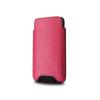 Redpoint SMART pink - Samsung i9500 Galaxy S4, i9300 Galaxy S3 - rózsaszín tok
