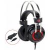 Redragon Talos 7.1 Surround Gaming headset, Fekete (H601-BK)