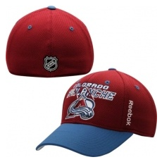 Reebok Colorado Avalanche gyerek baseball sapka red Second Season Flex