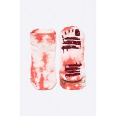 Reebok - Lábfejharisnya - rózsaszín
