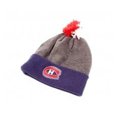 Reebok Montreal Canadiens Téli sapka Faceoff Basic Cuffed Pom
