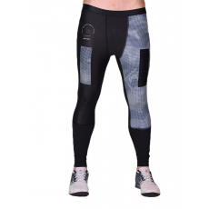 Reebok RCF COMPRESSION TIG BLACK CROSS NADRÁG