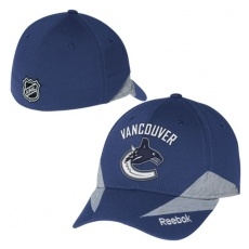 Reebok Vancouver Canucks baseball sapka blue Center Ice Practice 2015 - S/M
