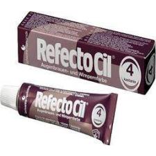 Refectocil 4 gesztenyebarna szempillafesték, 15 ml smink kiegészítő