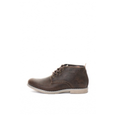 Refresh , Műbőr chukka cipő, Barna, 43 (64471-BROWN-43)