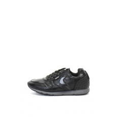 Refresh , Műbőr sneakers cipő, Fekete, 40 (64466-BLACK-40)