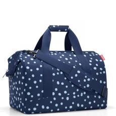Loopshopper M barokk női bevásárló táska · Reisenthel Allrounder L kék  pöttyös női nagy utazótáska b4d09efd6f