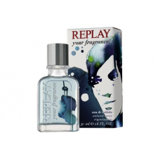 Replay Your Fragrance Refresh EDC 50ml parfüm és kölni