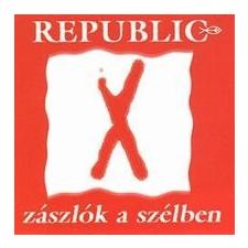 Republic Republic - Zászlók a szélben (CD) rock / pop