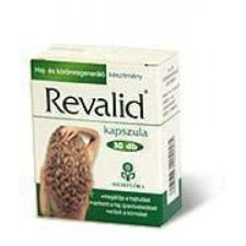 Revalid kapszula táplálékkiegészítő