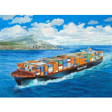 Revell Container Ship COLOMBO EXPRESS hajó makett 5152 makett figura