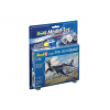 Revell Model Set Vought F4U-1D Corsair katonai repülő makett revell 63983