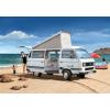 Revell Volkswagen T3 'Camper' autó makett revell 7344