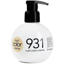 Revlon Professional Revlon Nutri Color Creme színező hajpakolás 931 Light Beige, 250 ml hajregeneráló