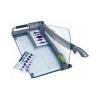 REXEL Vágógép, karos, A3, 25 lap, REXEL CL420