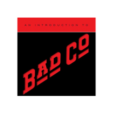 Rhino Bad Company - An Introduction To (Cd) rock / pop
