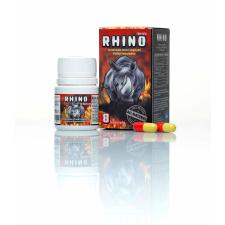 RHINO - természetes étrendkiegészítő férfiaknak (8db) potencianövelő