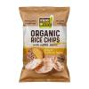 "Rice Up Barnarizs chips, 25 g,  ""Bio"", kölessel és napraforgóval"