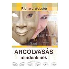 Richard Webster ARCOLVASÁS MINDENKINEK ajándékkönyv