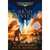 Rick Riordan A kígyó árnyéka