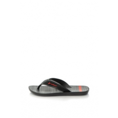 Rider , Strike Plus flip-flop papucs, Fekete, 39.5 (11073-02049-BLACK-RED-DARK-GREY-39.5)