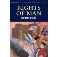 Rights of Man – Thomas Paine idegen nyelvű könyv