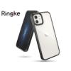 Ringke Apple iPhone 12 Mini ütésálló  hátlap - Ringke Fusion - smoke black
