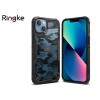 Ringke Apple iPhone 13 ütésálló hátlap - Ringke Fusion X - camo black