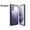 Ringke Samsung G990F Galaxy S21 ütésálló hátlap - Ringke Fusion X - black