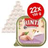 RINTI Feinest óriáscsomag 22 x 150 g - Szárnyas mix I