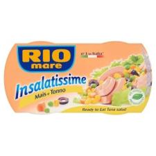 Rio Mare Insalatissime kukoricás tonhalsaláta 2 x 160 g konzerv