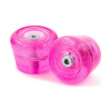 Rio Roller toe stop - Pink Glitter