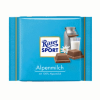 Ritter sport tejcsokoládé 100 g Alpesi tejcsokoládé