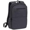 "RivaCase 7760 Laptop Backpack 15.6"" fekete"